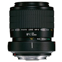 Canon MP-E65 f/2.8 1-5x Macro Photo Lens review