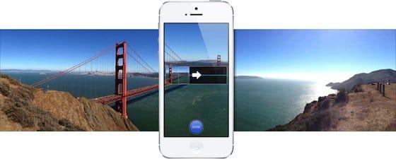 panorama foto maken met je telefoon