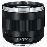 Carl Zeiss 85mm 1.4 Planar T* review