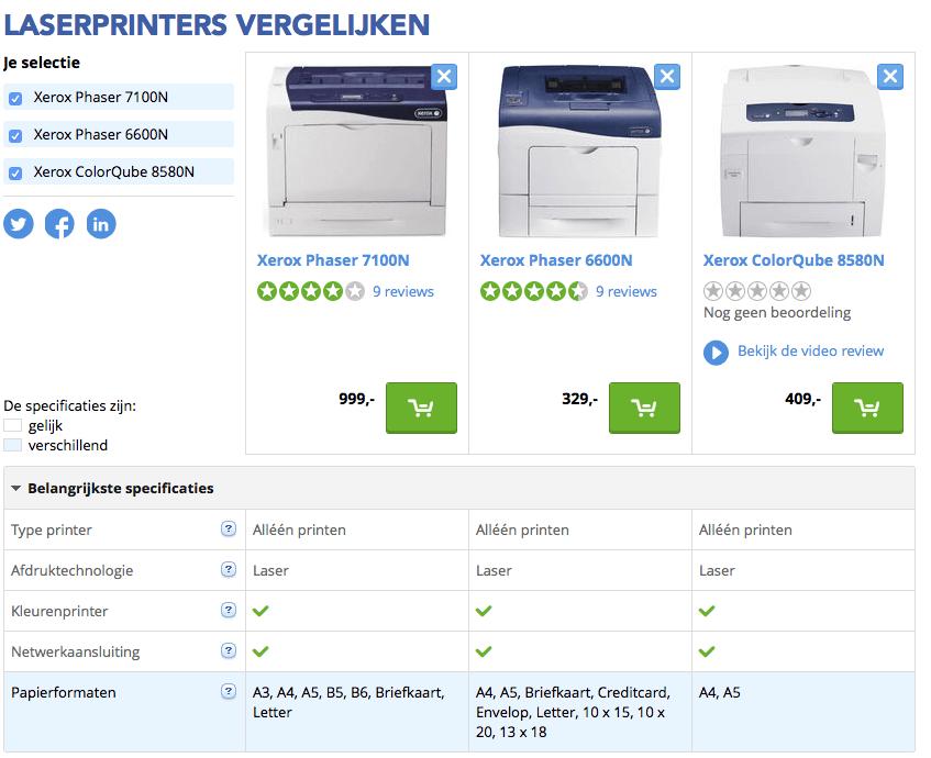 3 printers