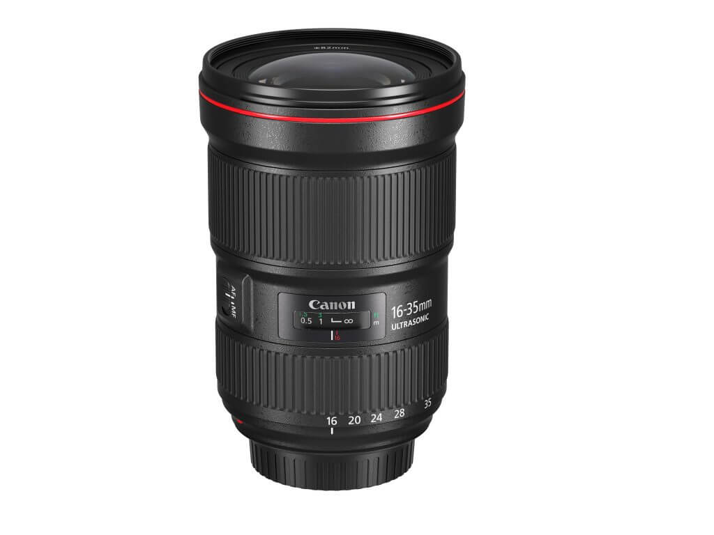 EF 16-35mm f2.8L III USM Side