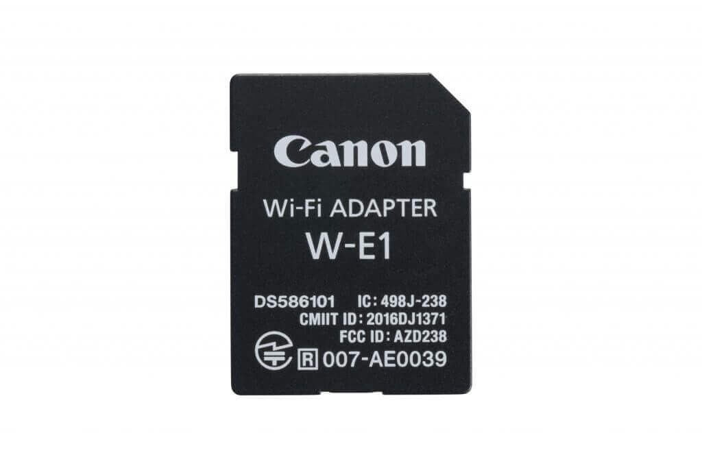 canon wifi adapter 5d