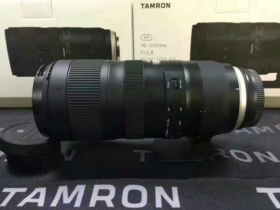 tamron 70-200 g2