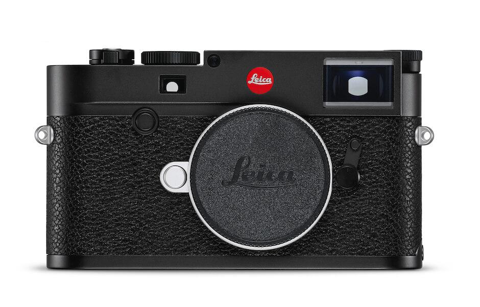 leica m10 camera zwart