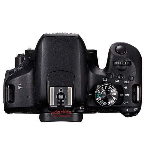 Canon spiegelreflex 800d