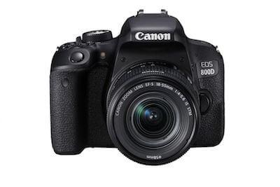 Canon eos 800d kopen