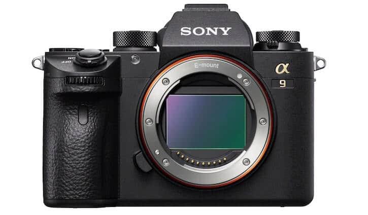 ony a9 systeemcamera
