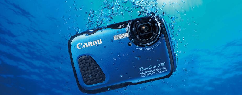 onderwatercamera