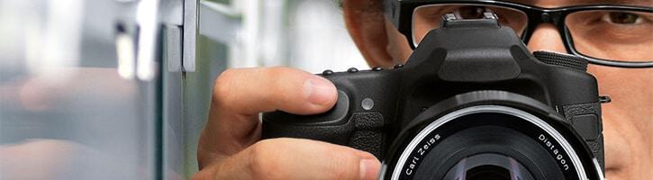 Basis uitleg fotografie lenzen